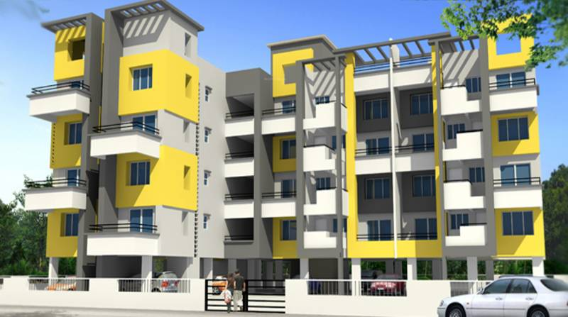 Images for Elevation of Neeti Constructions Swarangan A