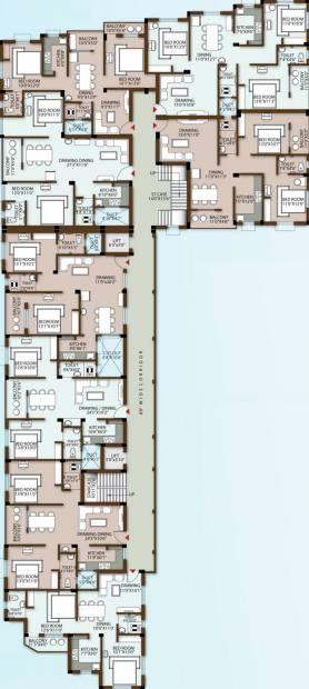 Images for Cluster Plan of Neelanchal Kanaklata