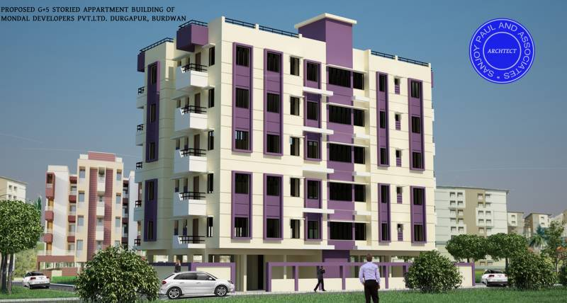 Images for Elevation of Mondal Pratiksha