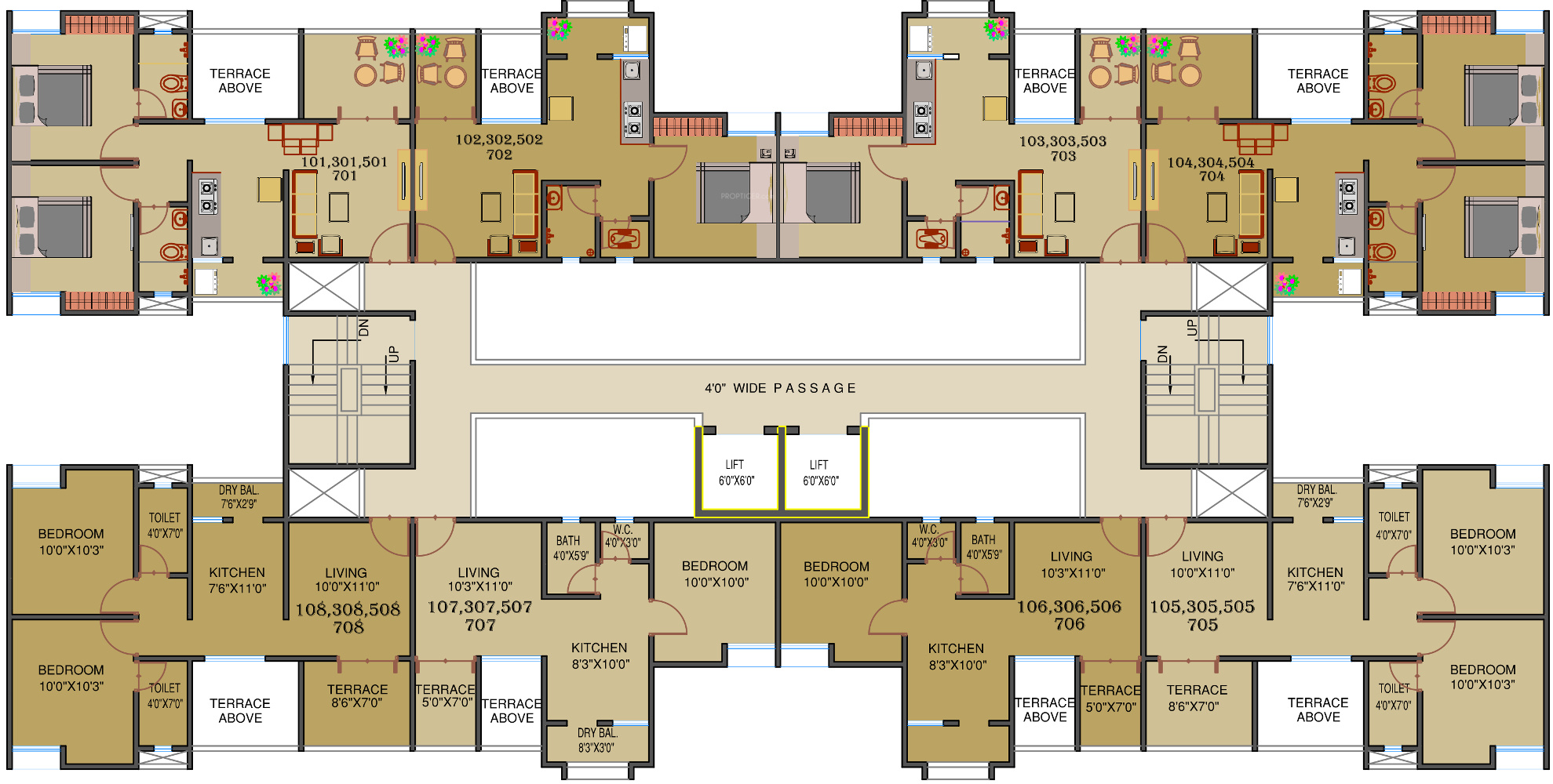 Old age home floor plans homemade ftempo for Aging in place house plans