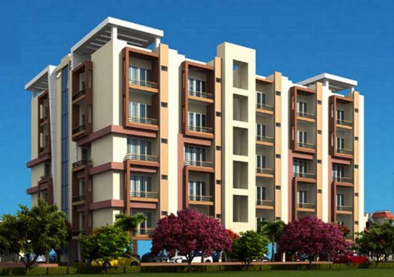 Images for Elevation of Shri Balaji Awadh Apartment