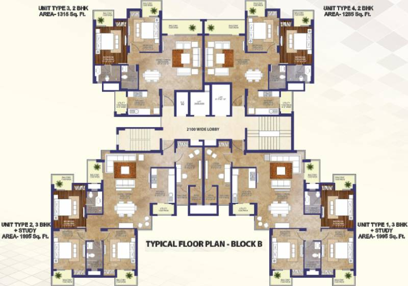 Images for Cluster Plan of Rishita Celebrity Greens