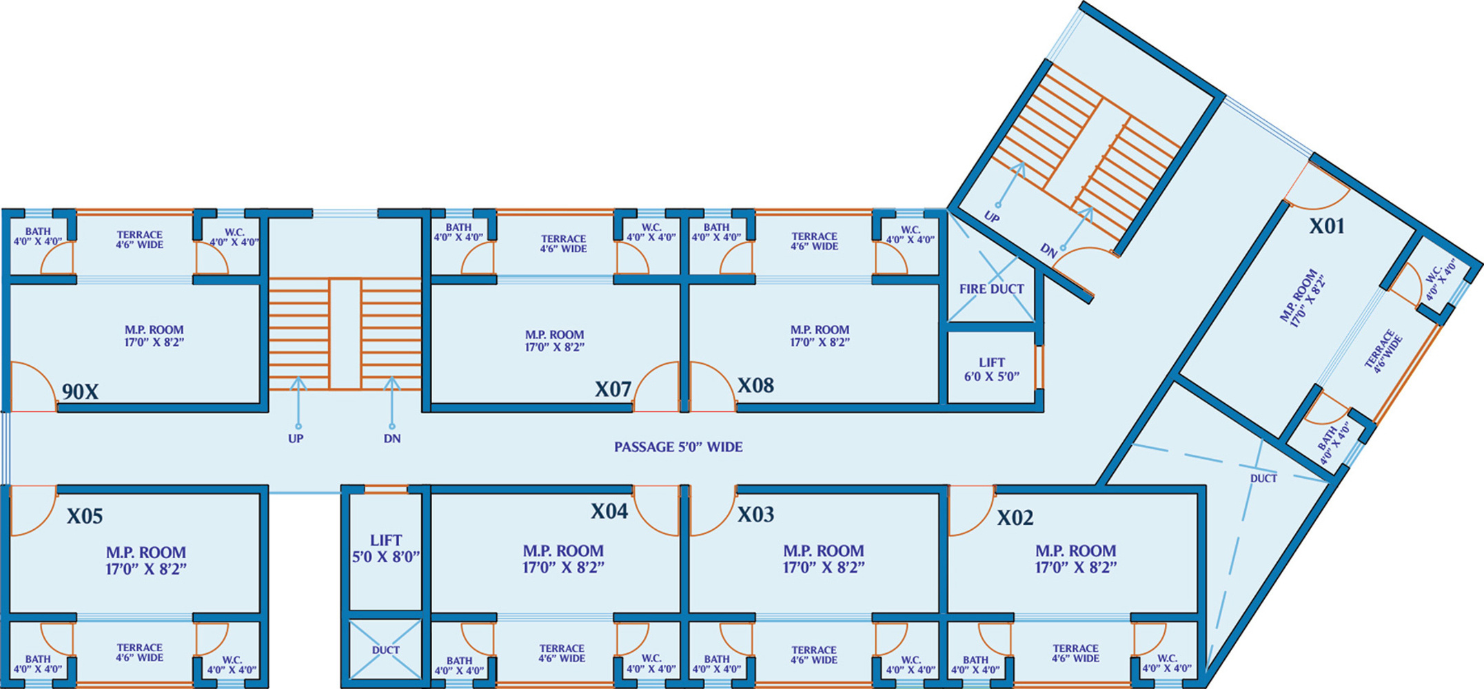 326 sq ft 1 bhk 2t apartment for sale in sheltrex nano housing
