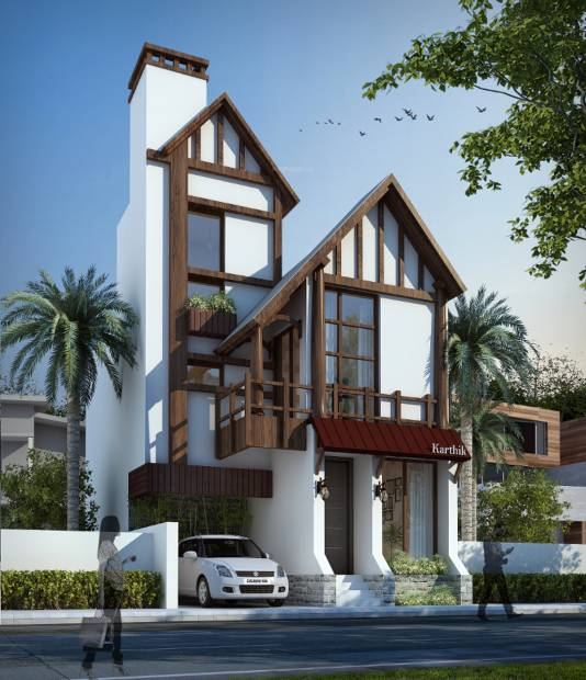 Images for Elevation of South Aarambh