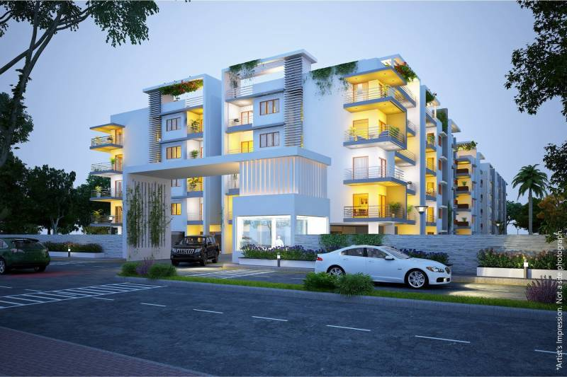 Images for Elevation of G Corp Mahalakshmi