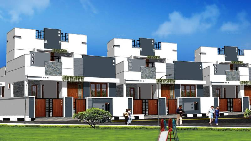 Images for Elevation of Rangoli Barath Avenue