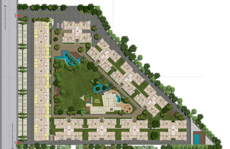 Images for Layout Plan of Ganesh Maple Tree