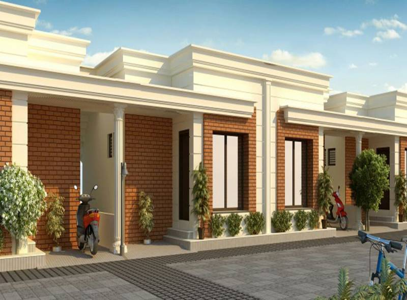 Images for Elevation of PBG Sai Villa