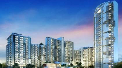 Images for Elevation of Godrej Icon