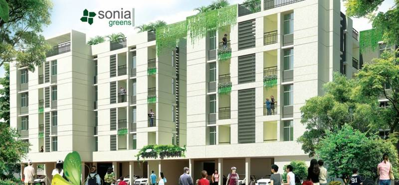 Images for Elevation of Sonia Greens