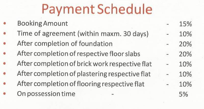 Images for Payment Plan of Krishna Panchavati Residency