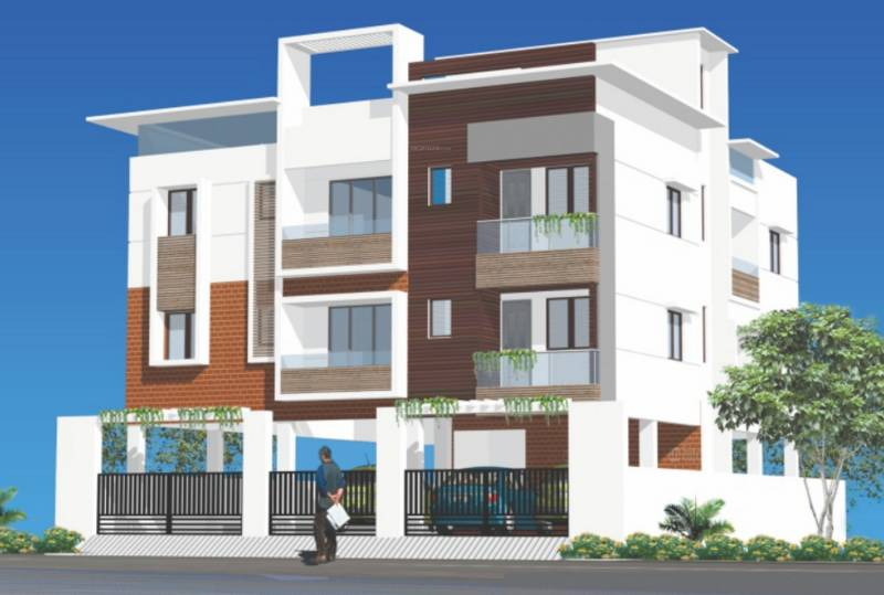 Images for Elevation of Poomalai Naveen