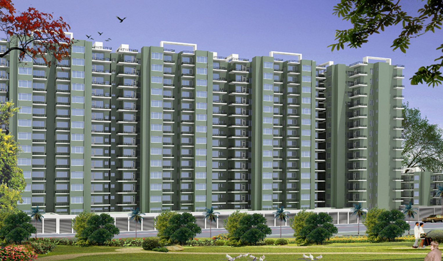 srs group hightech affordable homes in sector 87 faridabad gallery