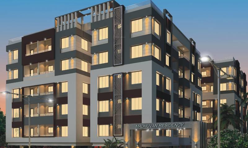 Images for Elevation of Shreedhar Madhuvan Residency