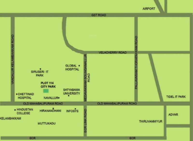 Images for Location Plan of Essen Casa La Paz