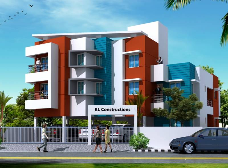 Images for Elevation of KL Constructions Balaji Nagar