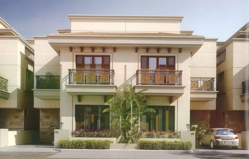Images for Elevation of Siddh Shyam Villa