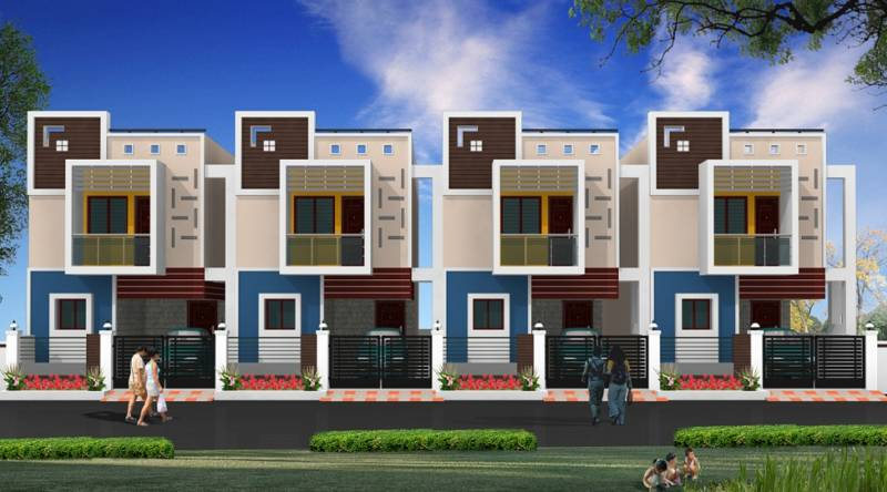 Images for Elevation of SB Nandavanam Villas