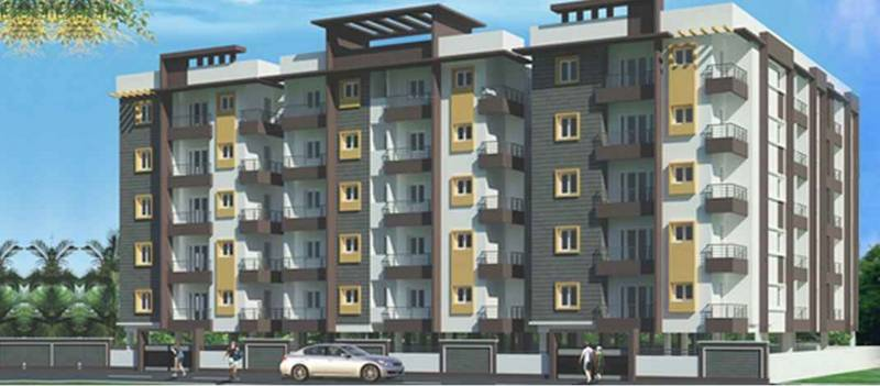 Images for Elevation of MBM Kamalanand Residency