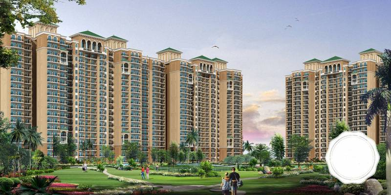 grand Images for Elevation of Omaxe Grand