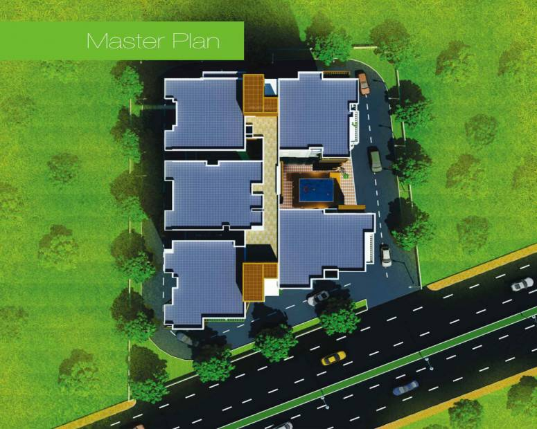 Images for Site Plan of Chamundi Amber Woods