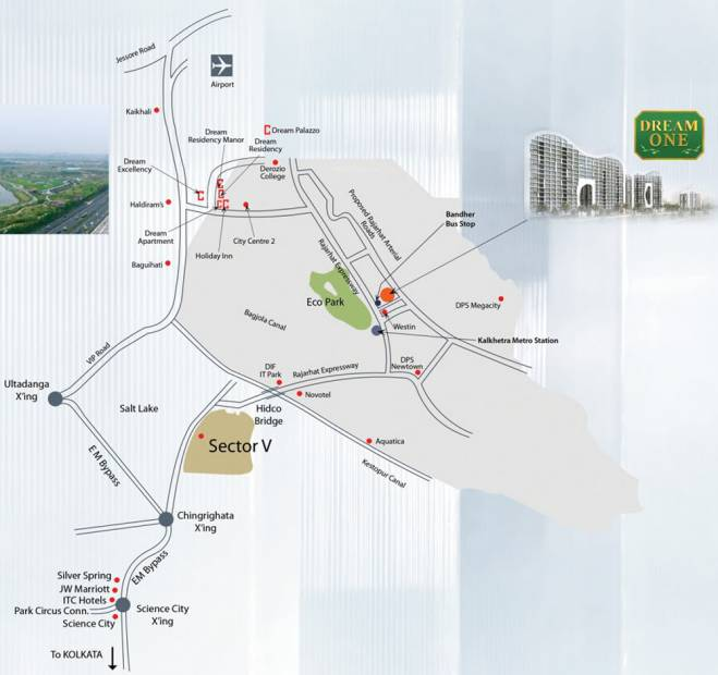 Images for Location Plan of Jain Dream One