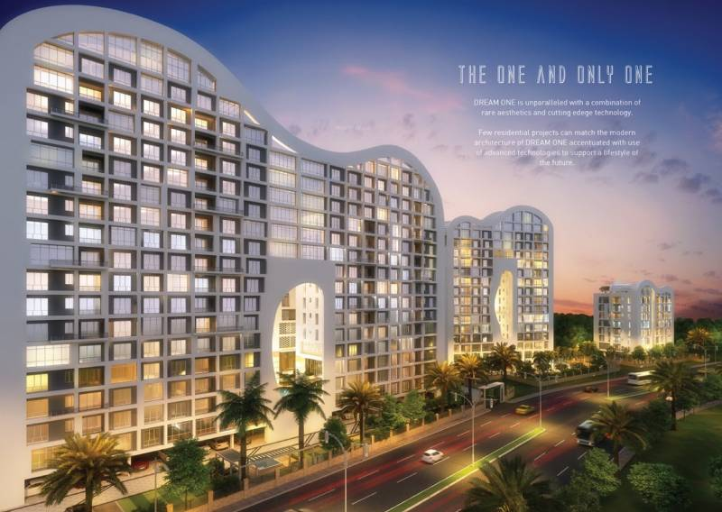 Images for Elevation of Jain Dream One