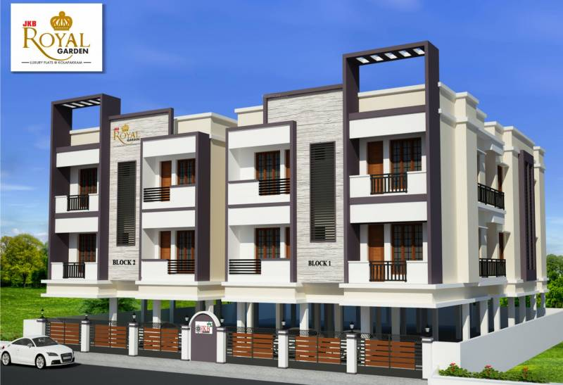 Images for Elevation of JKB Royal Garden
