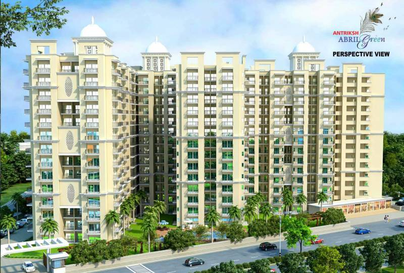 Images for Elevation of Antriksh Abril Green