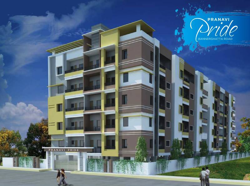 Images for Elevation of 5 Elements Pranavi Pride