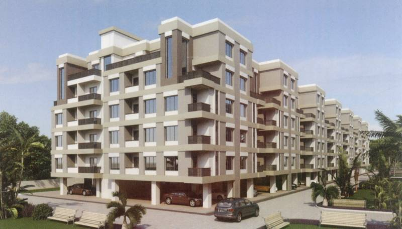 Images for Elevation of Shreenathji Akshar Green