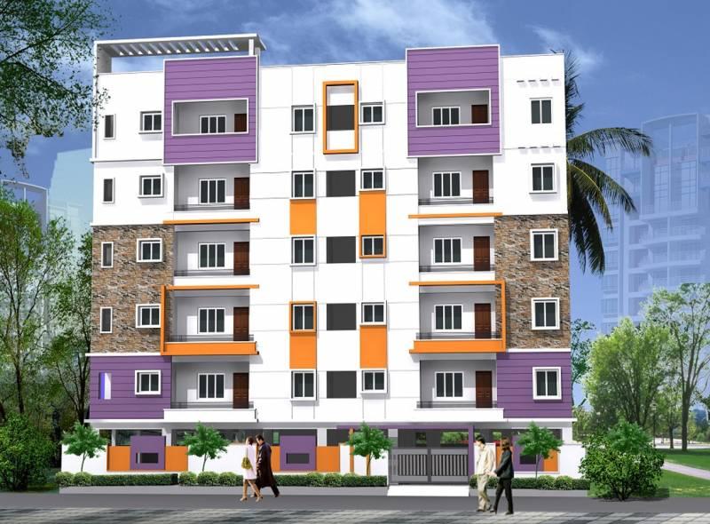 Images for Elevation of Priya Ranga Enclave