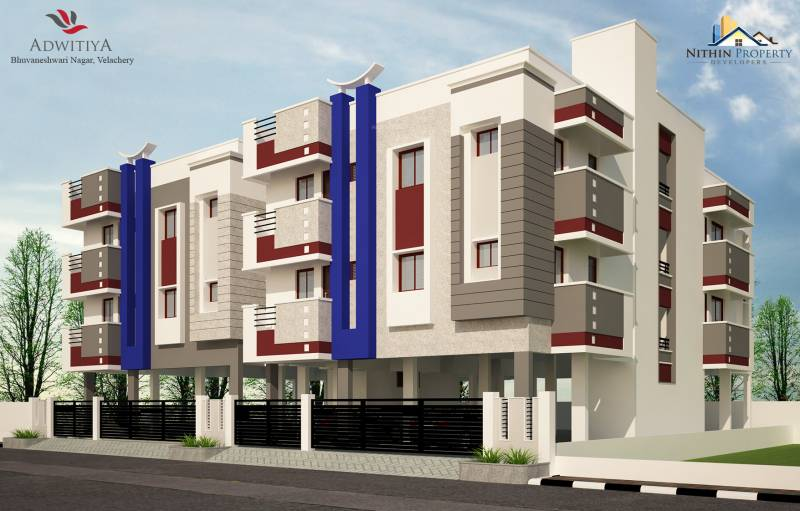 nithin-property-developers adwitiya Elevation