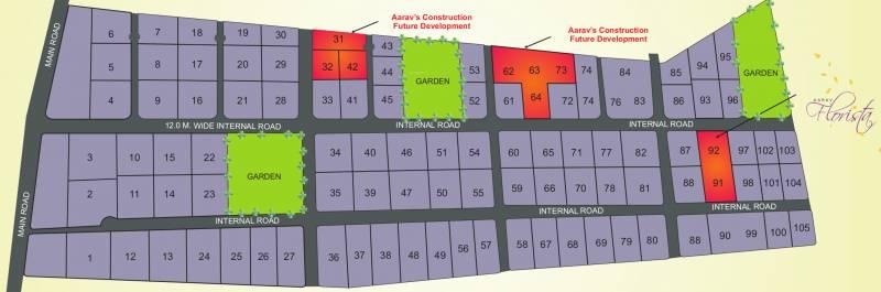Images for Site Plan of Aarav Florista