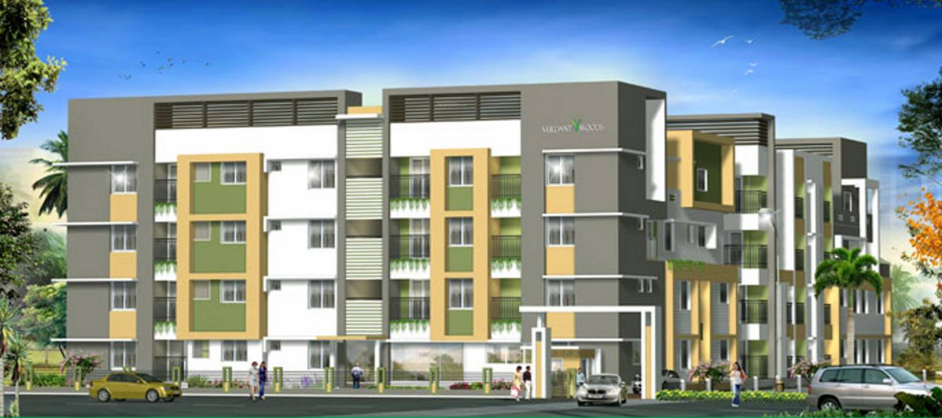 Wood Elevation Network : Verdant woods in thripunithura kochi price location