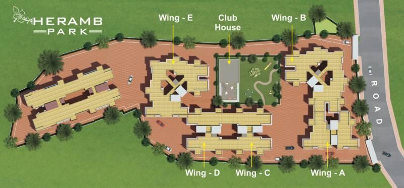 Images for Master Plan of Deepali Heramb Park