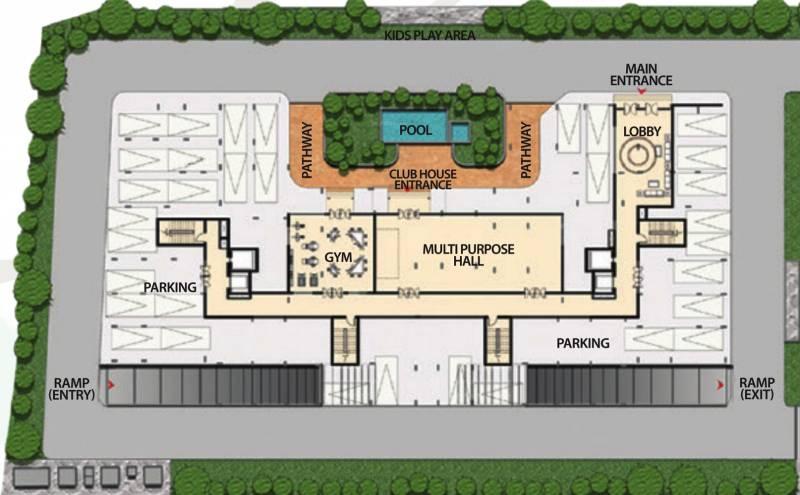 Images for Cluster Plan of Sree Malyadri Saideep Hulas