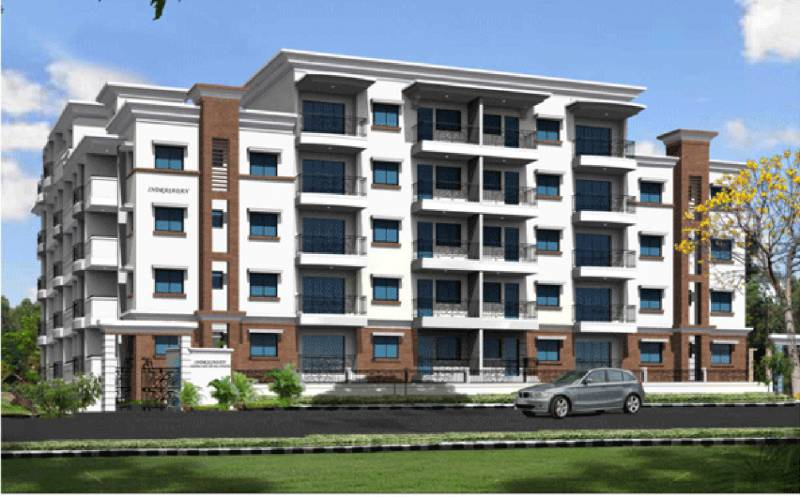 indrasai-developers indrasadan Elevation