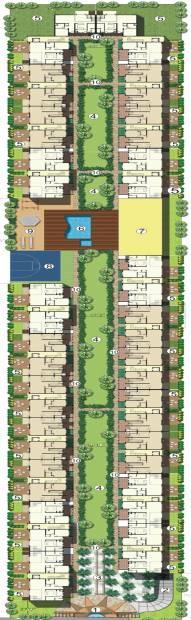 Images for Site Plan of Hinduja El Jardin