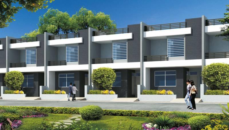 casa-greens-villas Images for Elevation of Matrika Casa Greens Villas
