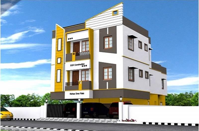 nehaa-sree-flats Images for Elevation of DSR Nehaa Sree Flats