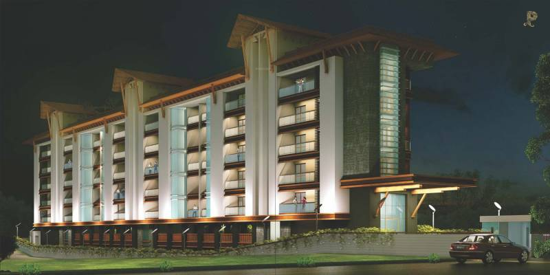 Images for Elevation of Dugad Panache