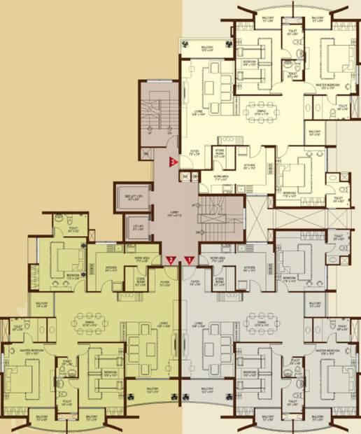 Images for Cluster Plan of Land Al Helen