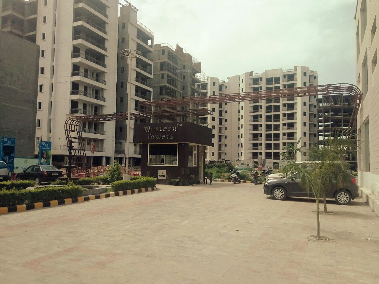 Srd Western Towers In Sector 126 Mohali Mohali Price