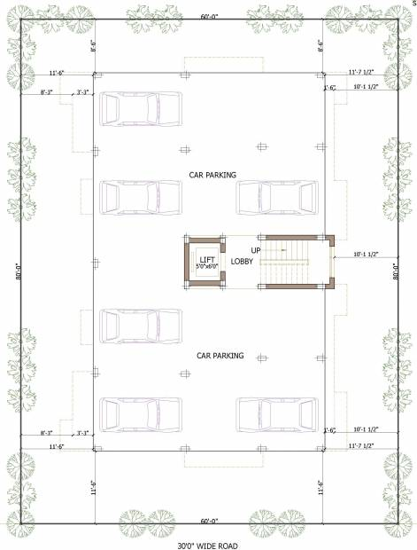 Images for Cluster Plan of Firm Chinnas