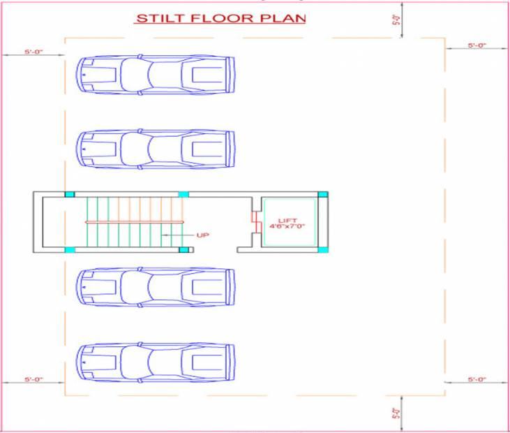 Images for Cluster Plan of Golden Holborn