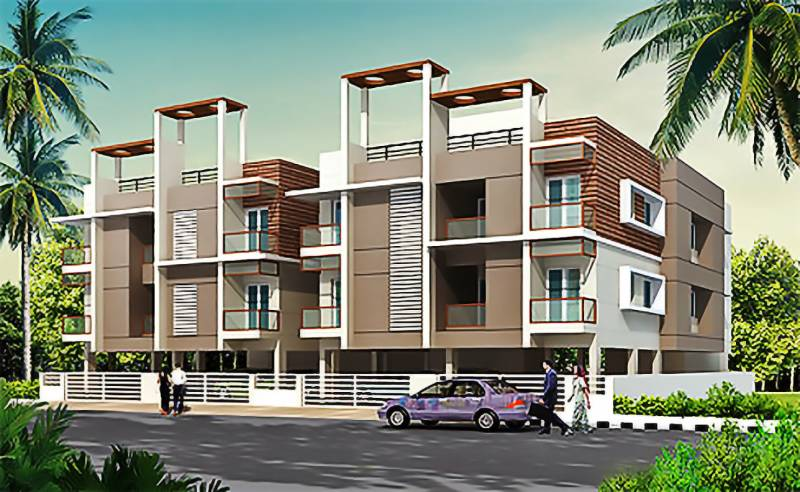 Images for Elevation of Orchid Enclave