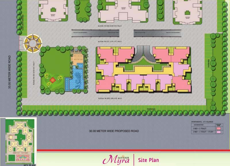 Images for Site Plan of Saviour Myra