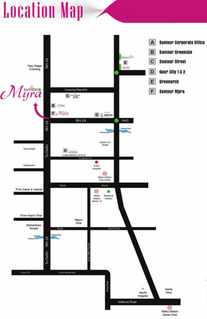 Images for Location Plan of Saviour Myra