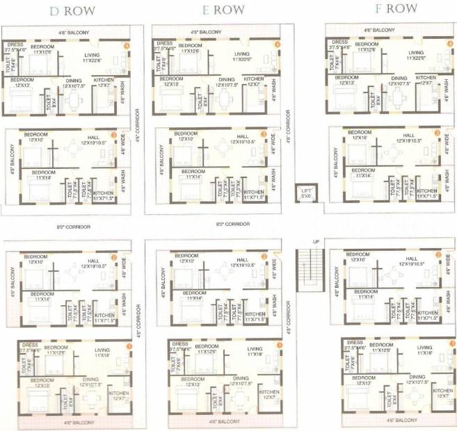 Images for Cluster Plan of Lotus Lezend